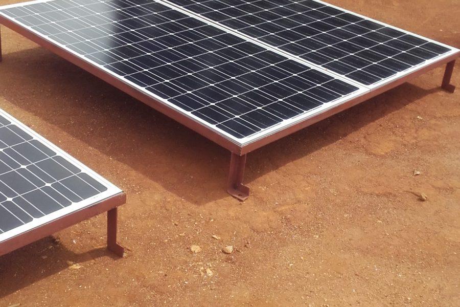 Neue Solarpanels 2018